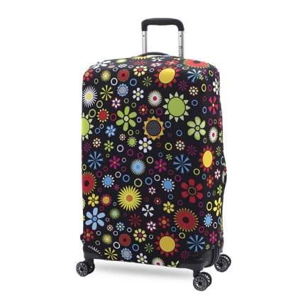 Чехол для чемодана KonAle Маргаритка L