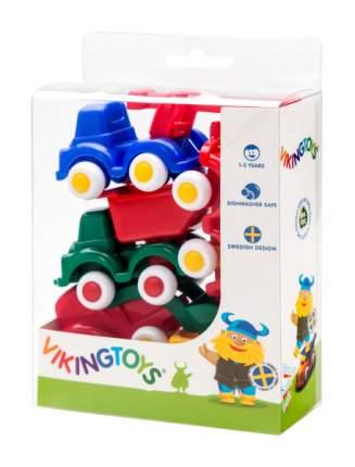 Набор пластиковых машинок Viking toys Мини спецтехника 7см