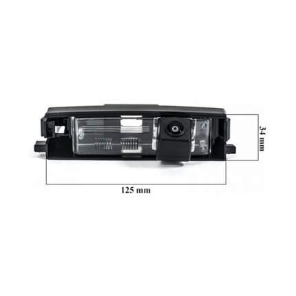 Камера заднего вида AVEL AVS327CPR для Toyota RAV4 2002 - 2013
