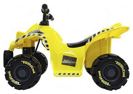 Детский электроквадроцикл Jiajia 8070390-yellow Желтый