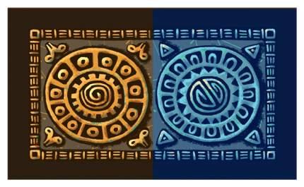 Семейная настольная игра Клевер-Медиа-Групп Сокровища майя