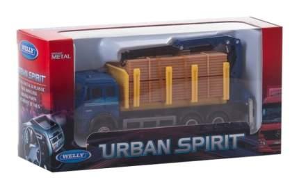 Коллекционная модель WELLY URBAN SPIRIT 99610C