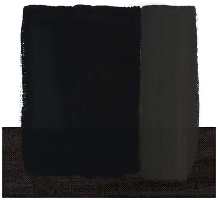 Масляная краска Maimeri Classico черный слоновая кость 200 мл
