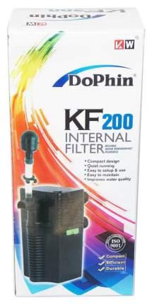 Фильтр для аквариума KW Zone Dophin KF-200
