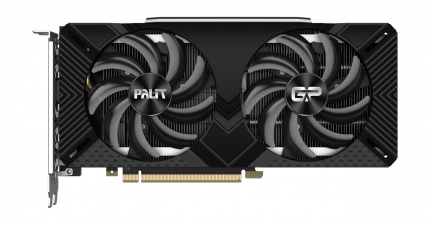 Видеокарта Palit GeForce RTX 2060 SUPER GamingPro OC