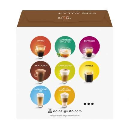 Кофе в капсулах Nescafe dolce gusto cafe au lait 16 капсул