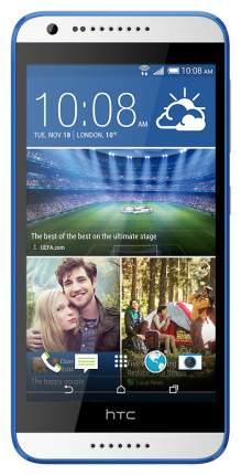 Смартфон HTC Desire 620G Dual Sim 8Gb Gloss White/Blue Trim