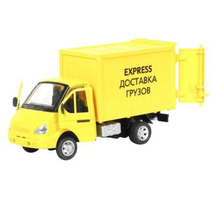 Газель Технопарк инерционная фургон доставка грузов. 24x14x11 см