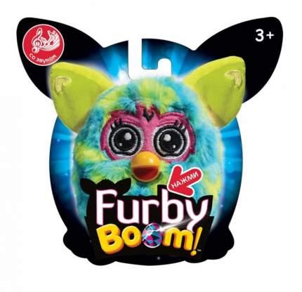 Мягкая игрушка 1 TOY Furby павлин плюшевая игрушка 11 см со звуком, блистер