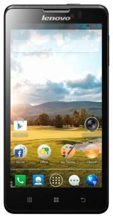 Смартфон Lenovo P780 Deep 8Gb Black