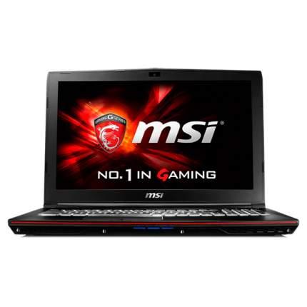Игровой ноутбук MSI GP62 6QF-466RU Leopard Pro (9S7-16J522-466)