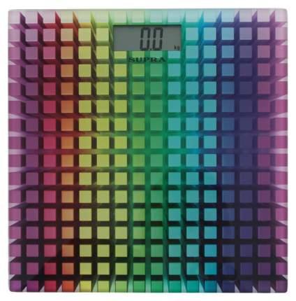 Весы напольные Supra BSS-5100 Разноцветный