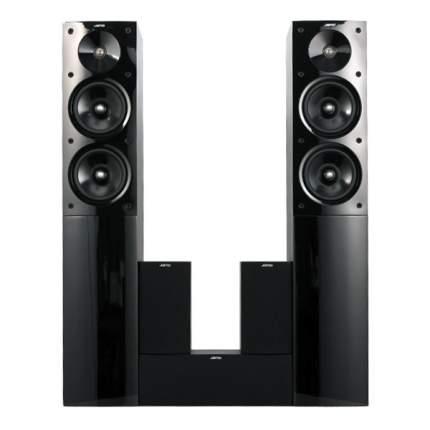 Комплект акустических систем Jamo S506 HCS3 Wenge