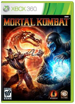 Игра Mortal Kombat. Classics для Xbox 360