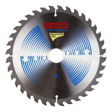 Диск по дереву для дисковых пил Зубр 36903-185-16-36