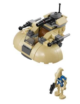 Конструктор LEGO Star Wars Бронированный штурмовой танк сепаратисто (75029)