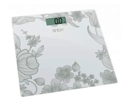 Весы напольные SINBO SBS 4429 белый