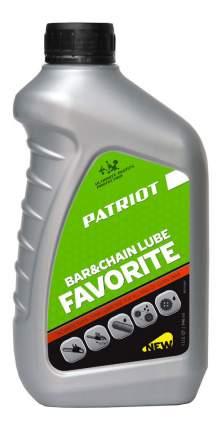 Масло для цепей бензопил PATRIOT FAVORITE BAR&CHAIN LUBE (0.946 л) 850030601