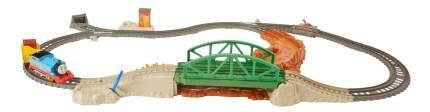 Железнодорожный набор Fisher-Price BRIDGE SURPRISE SET FBK07
