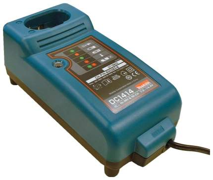 Зарядное устройство для аккумулятора электроинструмента Makita DC1414