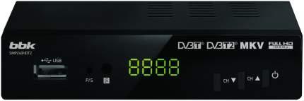 DVB-T2 приставка BBK SMP240HDT2 Black