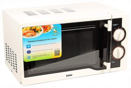 Микроволновая печь соло BBK 20MWS-712M/WB white