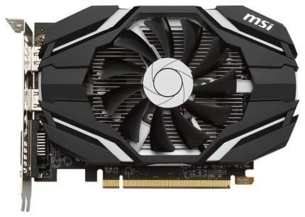 Видеокарта MSI Radeon RX 460 (RX 460 4G OC)