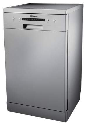 Посудомоечная машина 45 см Hansa ZWM416SEH silver