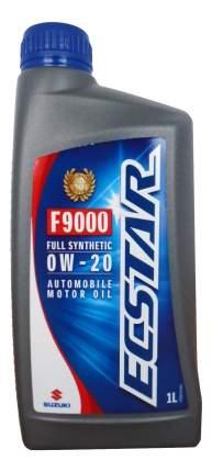 Моторное масло SUZUKI Ecstar Full Synth SAE 0W-20 (1л)
