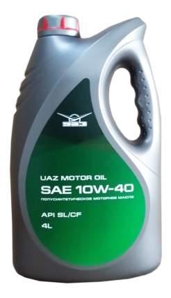 Моторное масло UAZ Motor Oil SAE 10W-40 4л