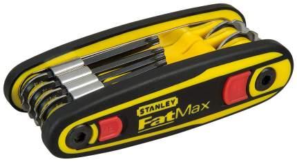 Набор шестигранных ключей Stanley 0-97-553 8 предметов складные Torx (Т9-Т40)