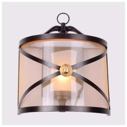 Светильник настенный Favourite Capella 1145-1W черный