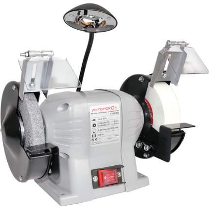 Станок точильный Интерскол Т-150/250 серый (3030300100)