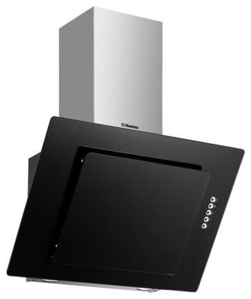 Вытяжка наклонная Hansa OKP 6221 SH Silver/Black