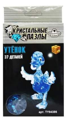 Конструктор пластиковый Educational Line 3D Crystal Puzzle Утенок L