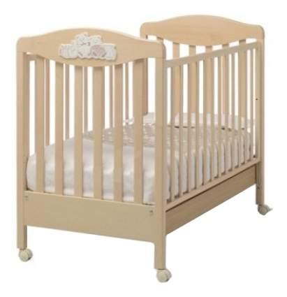 Кровать Erbesi Tippy Натуральный
