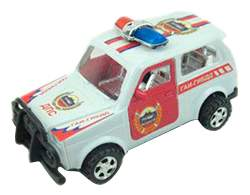 Полицейская машина S+S Toys Спецслужба ДПС