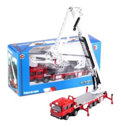 Коллекционная модель KDW 1:50 Пожарная машина