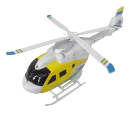 Вертолет Junfa Toys белый