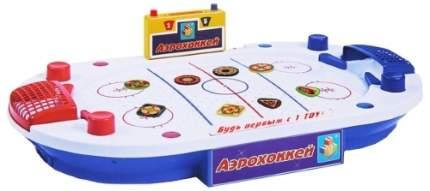 Настольная игра 1Toy Аэрохоккей Т51786