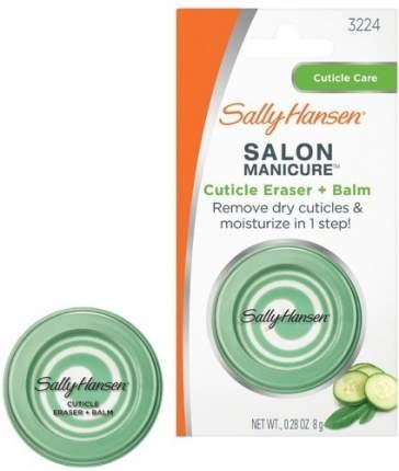 Бальзам для питания и шлифовки кутикулы SALLY HANSEN Salon Manicure Cuticle Eraser + Balm