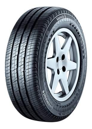 Шины Continental Vanco 2 195/75 R16 107/105R