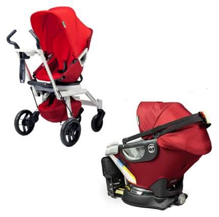 Коляска Orbit Baby Stroller Travel System G2 with Stroller Seat G2 Ruby Slate