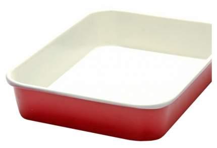 Противень Mayer&Boch 22254-2 Красный, белый