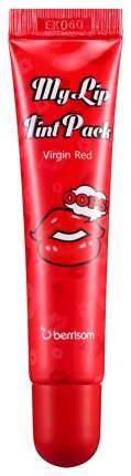 Тинт для губ berrisom Oops! My Lip Tint Pack Virgin Red