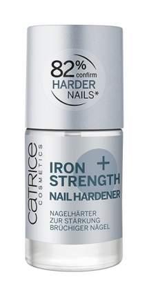 Средство для ухода за ногтями CATRICE Iron Strength Nail Hardener 10 мл