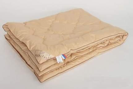 Одеяло АльВиТек Сатин пуходержащий 140х205