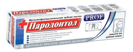 """Зубная паста Свобода Пародонтол PROF """"Защита от зубного камня"""" 124 г"""