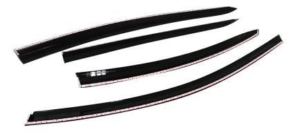 Дефлекторы на окна Autoclover для Hyundai Передние и задние окна KR-WV-85