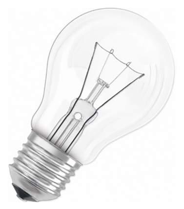 Лампа накаливания E27 40W 2700K груша прозрачная 4008321788528